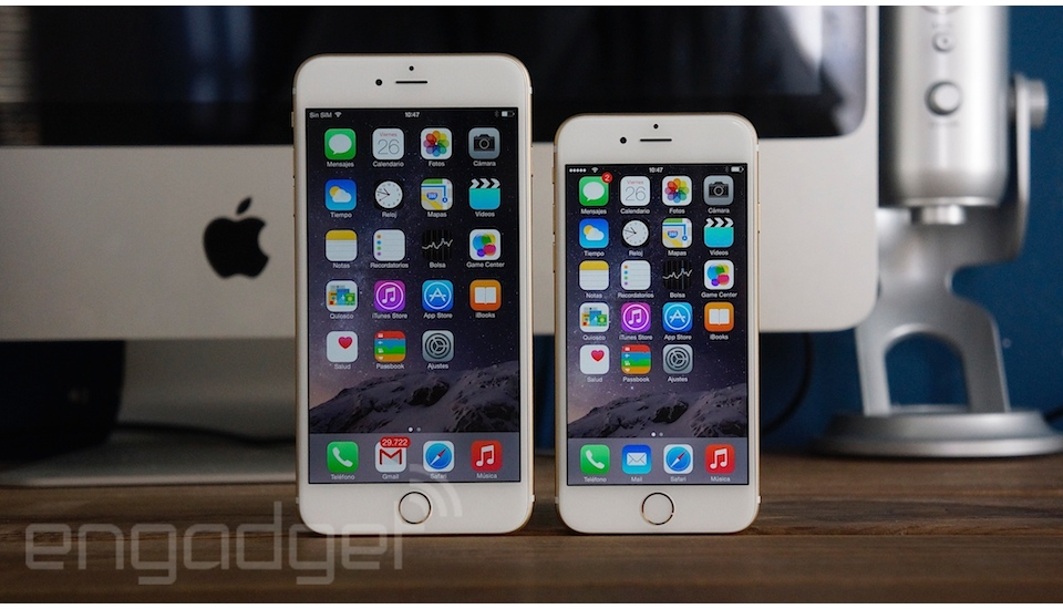 iPhone 6s dan 6s Plus